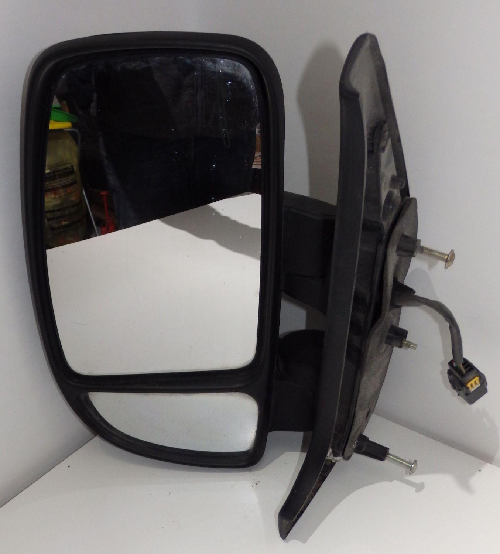 renault master au enspiegel spiegel vorne links 7 pins bj. Black Bedroom Furniture Sets. Home Design Ideas