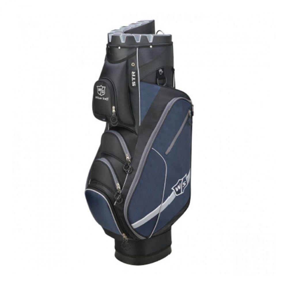 wilson staff i lock str organizer golfbag trolley cartbag golftasche modell 2018 ebay. Black Bedroom Furniture Sets. Home Design Ideas
