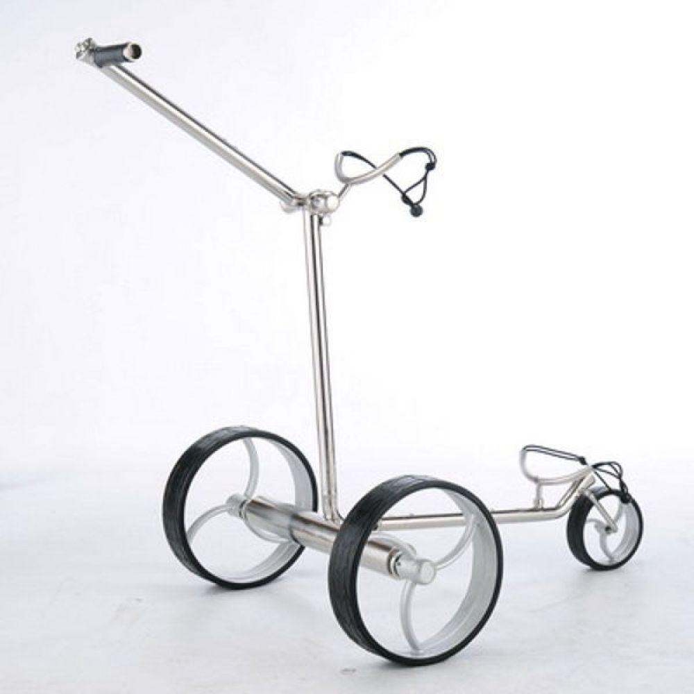 tour made rt 710s li acier inoxydable lithium batterie lectrique golf trolley roues satin ebay. Black Bedroom Furniture Sets. Home Design Ideas