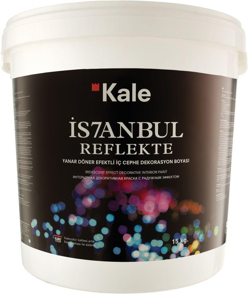 kalekim is7anbul reflektierende effektfarbe7245 saphir 2 5kg wandfarbe ebay. Black Bedroom Furniture Sets. Home Design Ideas