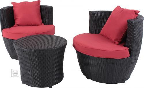 gartenm bel rattan stapelbar hfcmaastricht. Black Bedroom Furniture Sets. Home Design Ideas