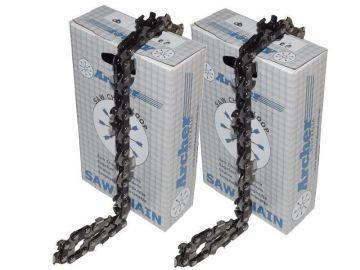 4Stk.Ersatzketten 35 cm für DOLMAR PS32 C PS32C TLC Kette