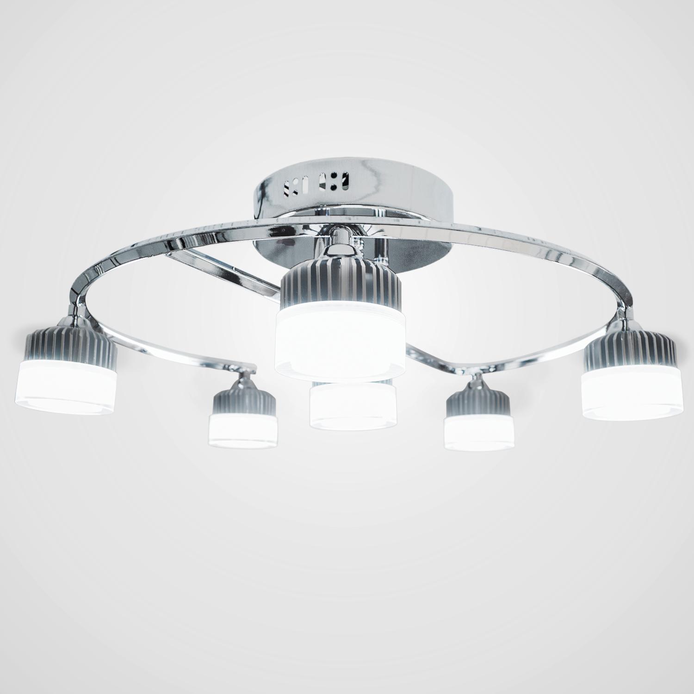 LED Deckenlampen Deckenleuchte FÜR Wohnzimmer Inkl LED Lampen 12X3W 6X6W  eBay