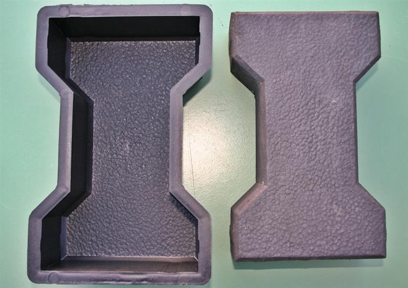 20 18 2 formen f r knochensteine 6 cm st rke raue. Black Bedroom Furniture Sets. Home Design Ideas