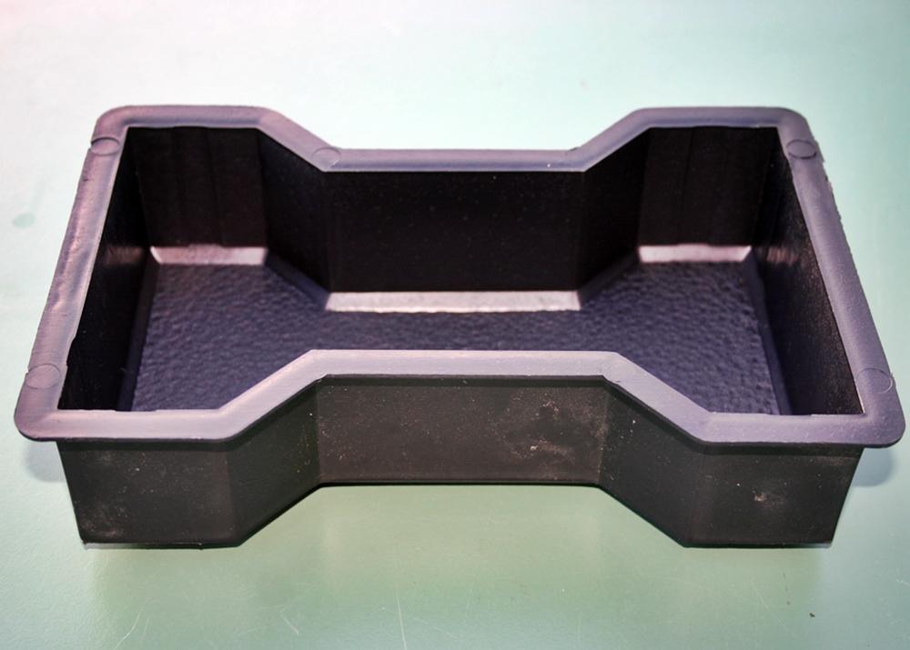 20 18 2 formen f r knochensteine 6 cm st rke raue rutschfeste oberfl che ebay. Black Bedroom Furniture Sets. Home Design Ideas