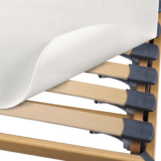 matratzenunterlage matratzen unterlage matratzenschoner schutz schoner unterbett ebay. Black Bedroom Furniture Sets. Home Design Ideas