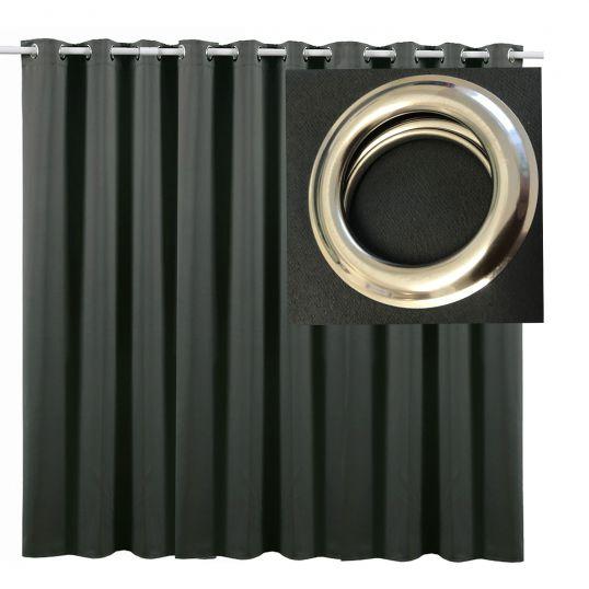 senschal kr uselband gardine schal vorhang blickdicht sengardine se schal ebay. Black Bedroom Furniture Sets. Home Design Ideas